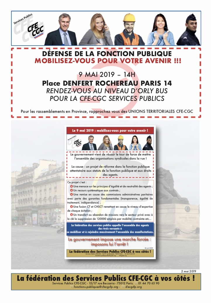 Tract manif 09 05 2019