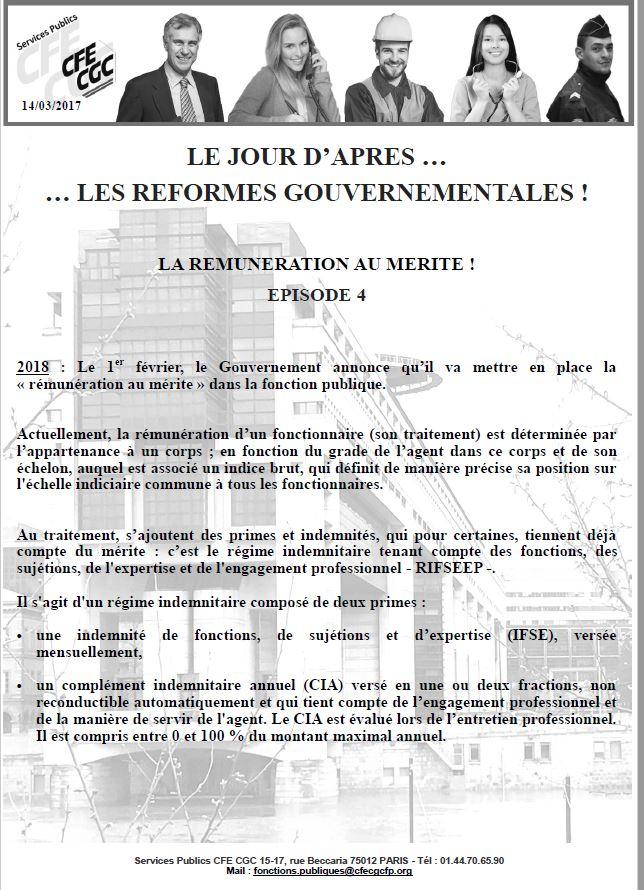 41f9ed259c4 Fonction Publique   Le jour d après... Episode 4