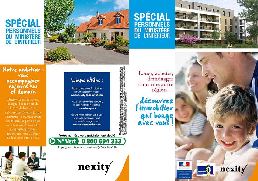 affiche Nexity (Page 1)